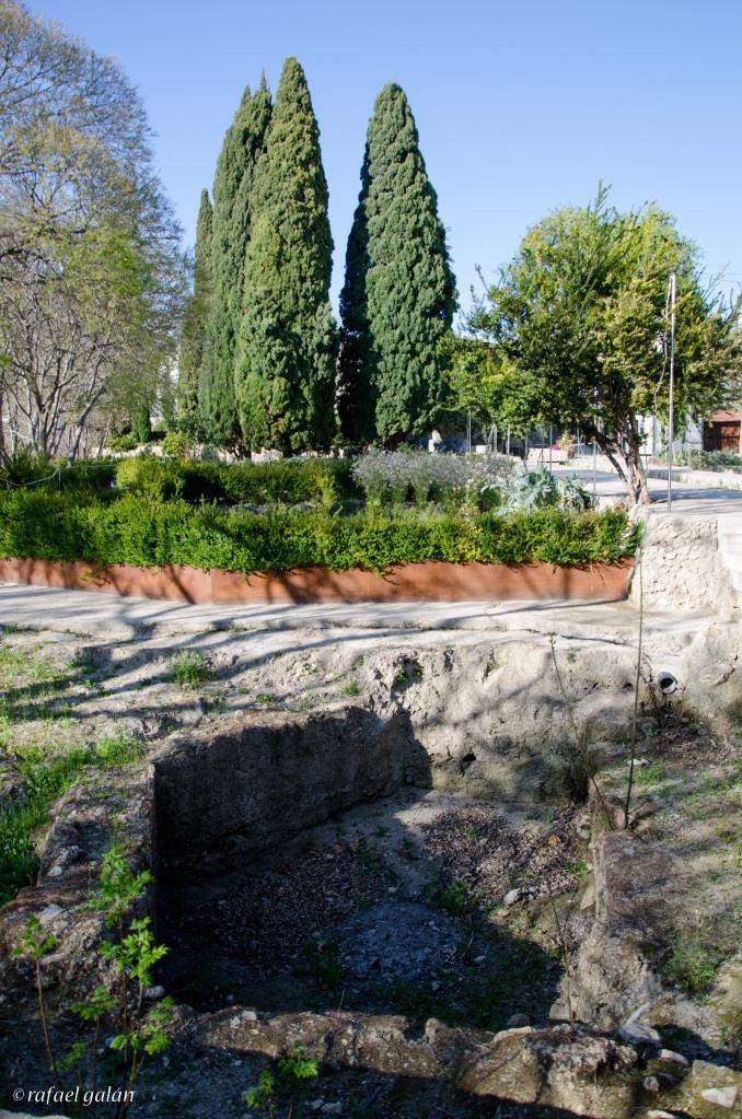 Vélez de Benaudalla. Jardín Nazarí